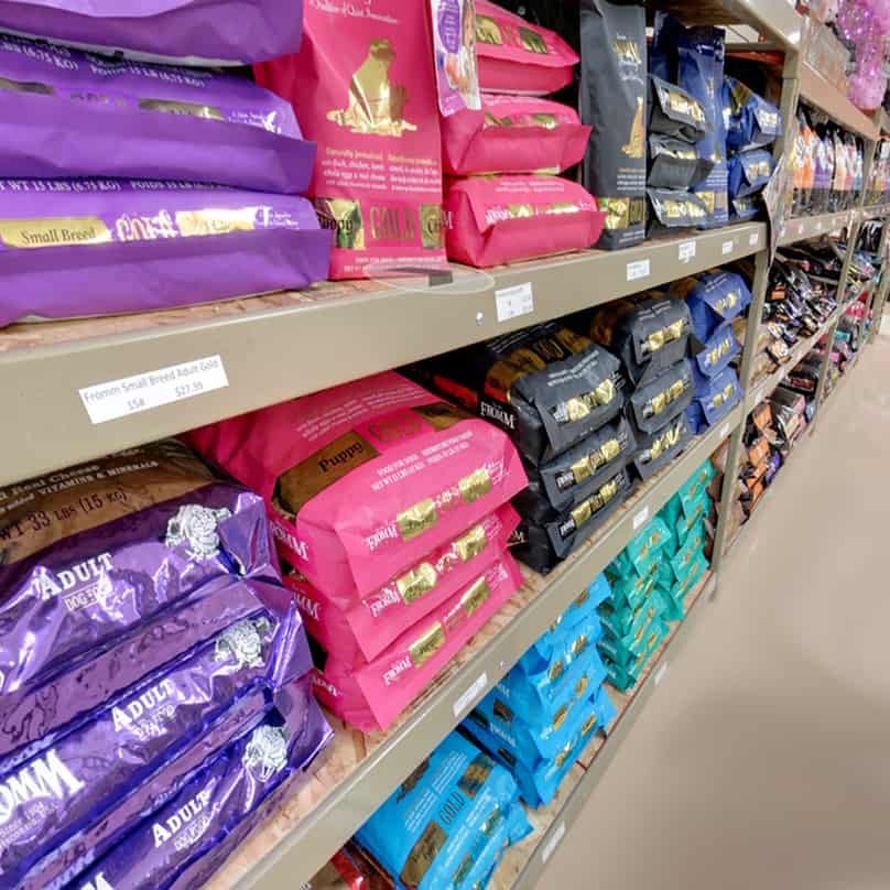 Appleton Pet Food Retailer